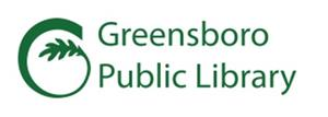 Greensboro Public Library logo